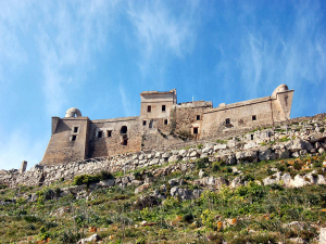 Castello normanno di Santa Caterina, vicino al bed and breakfast di Favignana